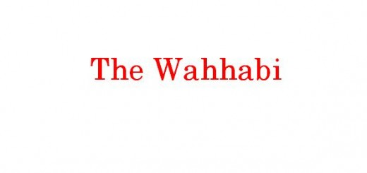 The Wahhabi in islam